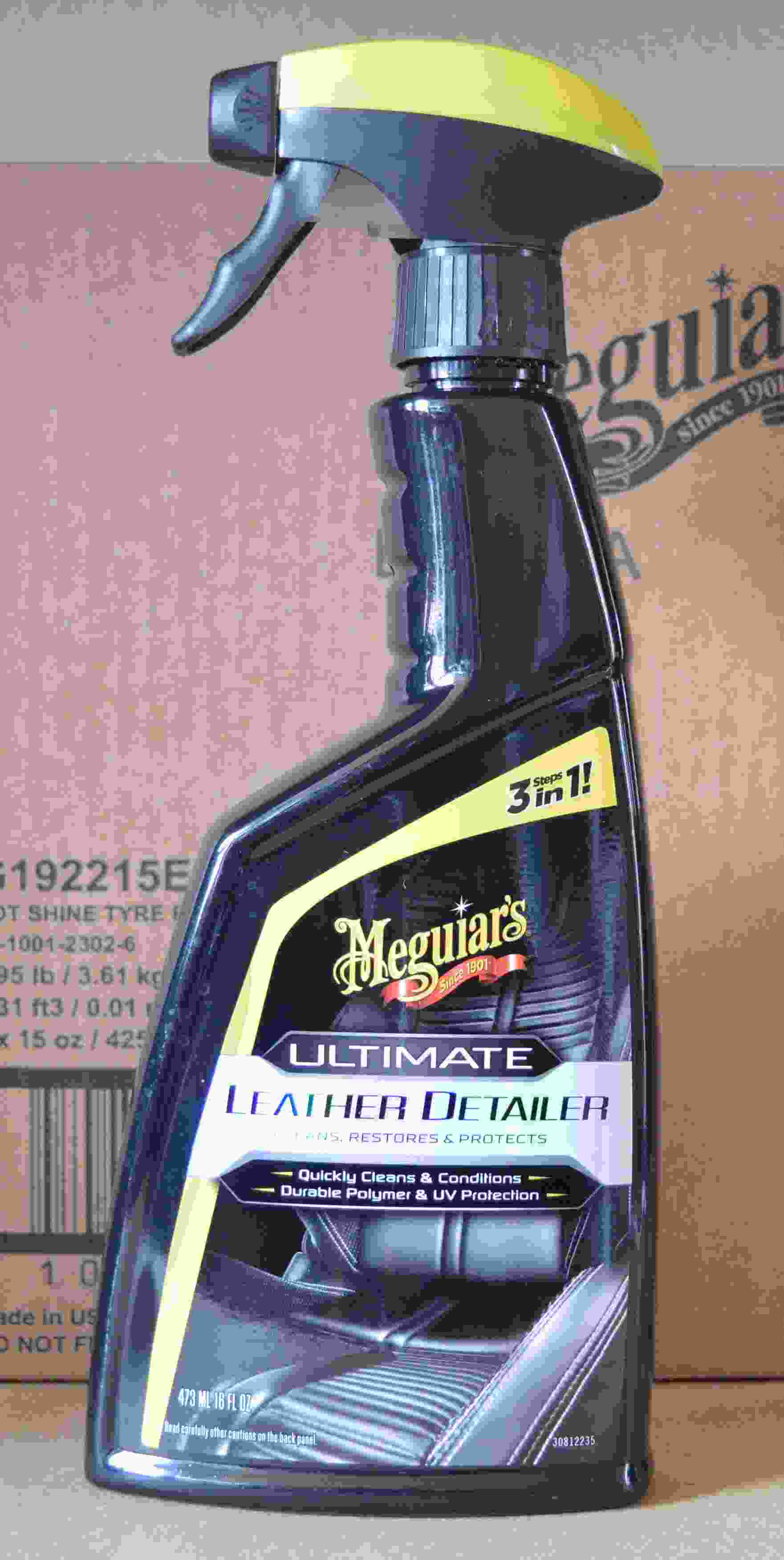 Meguiar's Ultimate Leather Detailer